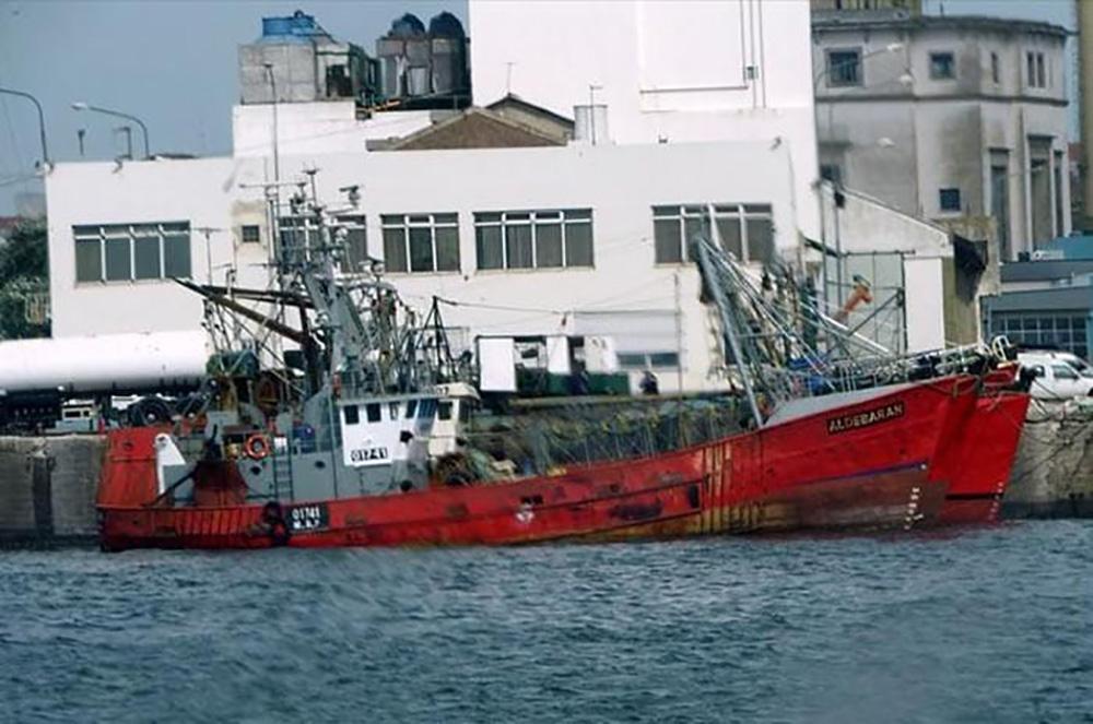 """Marineros bajaron en Madryn porque el buque es """"totalmente inestable"""""""