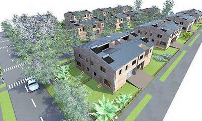 """Empresario pretende desarrollar un """"barrio sustentable"""" en Trelew"""