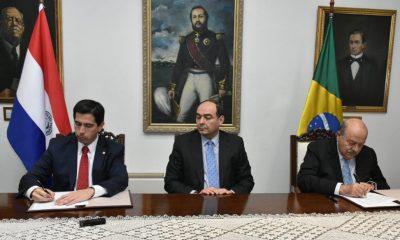 Paraguay y Brasil dejan sin efecto el acuerdo hidroeléctrico