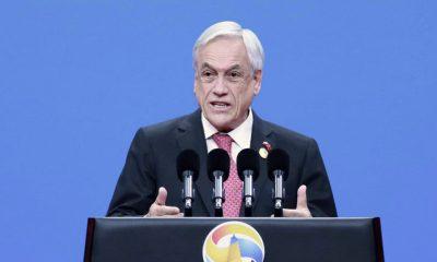 Chile: el Presidente a EE.UU. y China que pongan fin a la Guerra Comercial