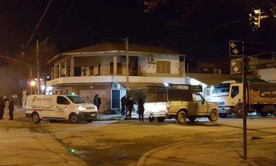 Cipolletti: dos jóvenes motociclista murieron en un choque