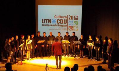 Coro de Concepción del Uruguay se presentará en Trelew