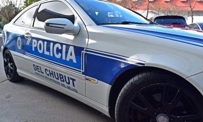 Entregaron un vehículo de alta gama a la Policía del Chubut