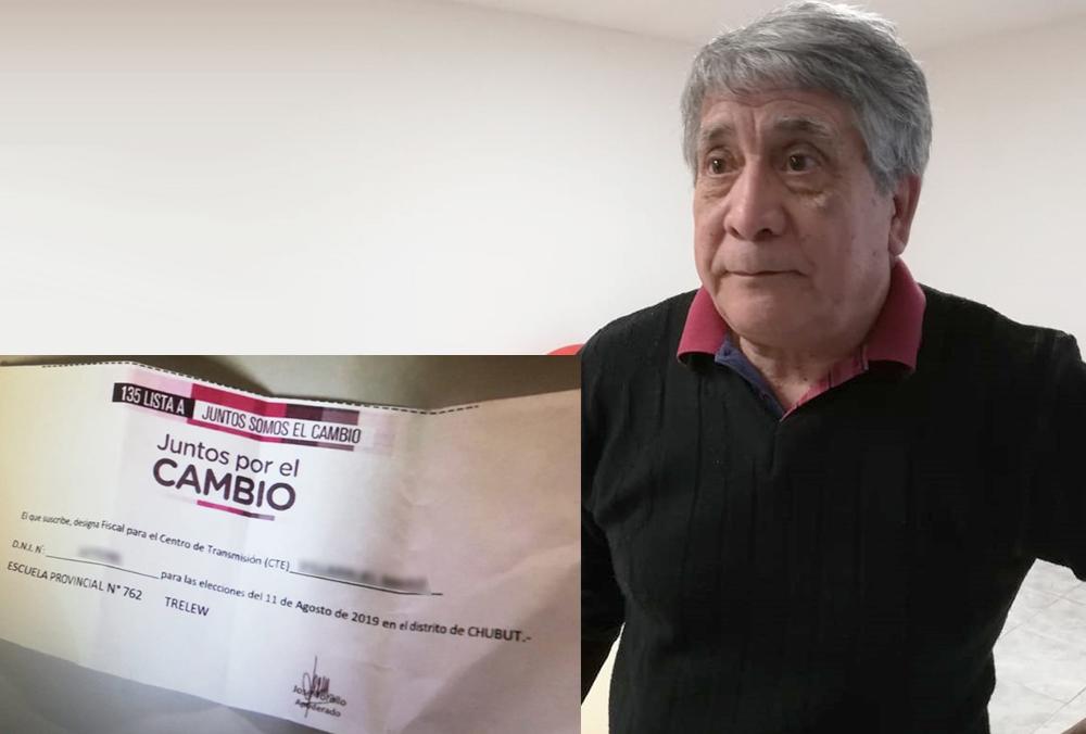 """Denunciaron fiscales de """"Juntos por el Cambio"""" no autorizados"""