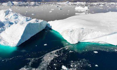 Hay preocupación por el derretimiento en Groenlandia