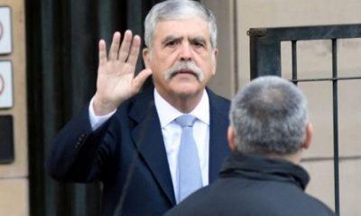 Soterramiento del Sarmiento: anularon el procesamiento de De Vido