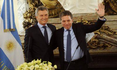 Nicolás Dujovne presentó su renuncia al Ministerio de Hacienda
