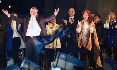 El Frente de Todos cerró su campaña en Rosario