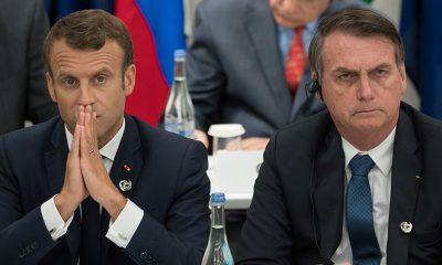 """Francia acusó a Bolsonaro de """"mentir"""" y no firmaría el acuerdo UE-Mercosur"""