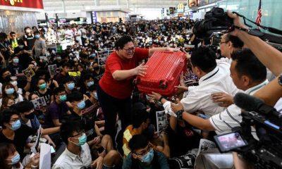 China advierte a EE.UU. por la situación en Hong Kong