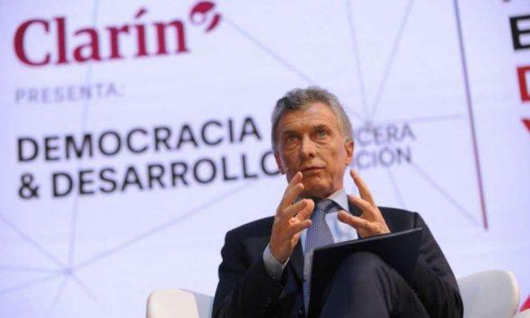Macri le pide a Cristina que hable y confirmó la llegada de la misión del FMI