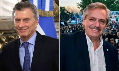 Macri aseguró que mantuvo un diálogo telefónico con Fernández