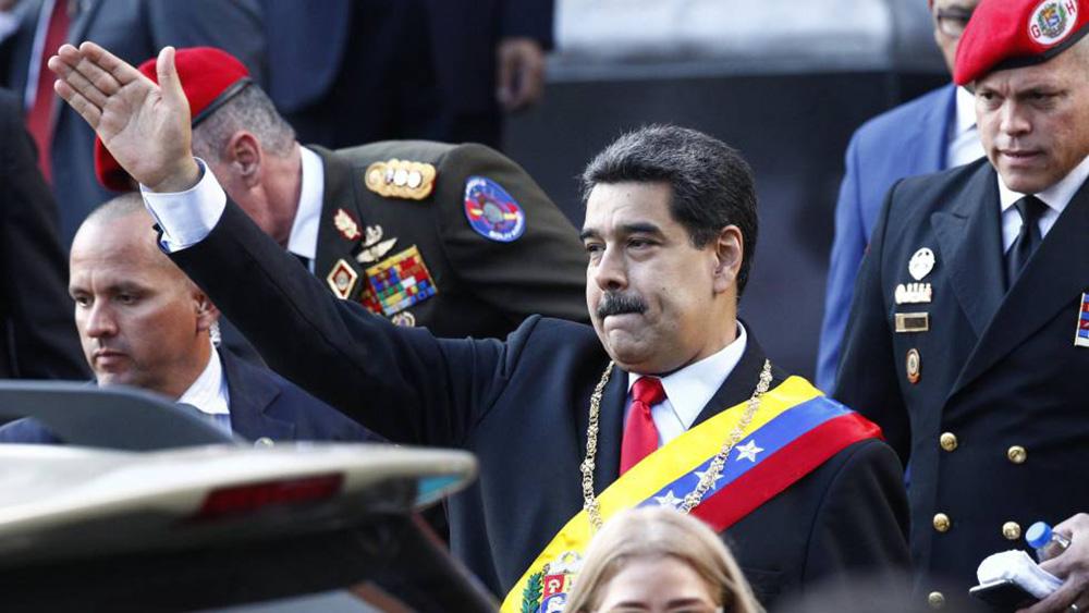 Maduro abandona el diálogo tras sanciones de EE.UU.