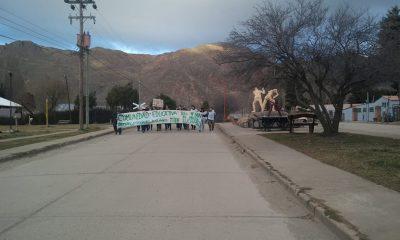 El Instituto 804 de El Maitén reclama por las condiciones edilicias