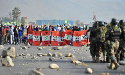Tras una década de protestas, lograron frenar un proyecto minero en Perú