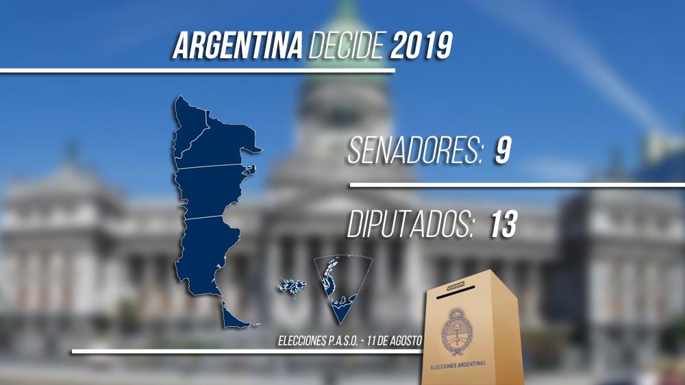 Hay casi 2 millones de electores habilitados en la Patagonia