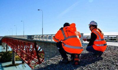 Ruta 3: el miércoles se corta el tránsito en el puente de Piedrabuena