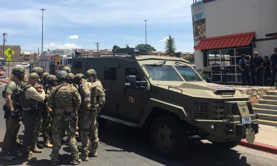 EE.UU.: casi 20 muertos en tiroteo en un centro comercial