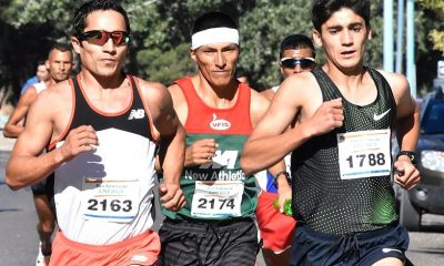 Arbe y Muñoz Maratón de Buenos Aires
