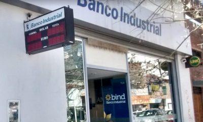 Asalto Banco Industrial de La Plata