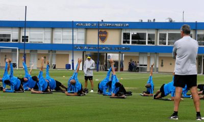 Boca decidió concentrar a todo el plantel