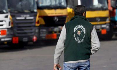 Camioneros desactivó el paro en Chubut