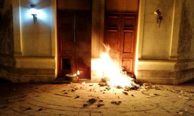 Chubut en llamas