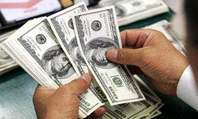 Dólar comenzó la semana en alza