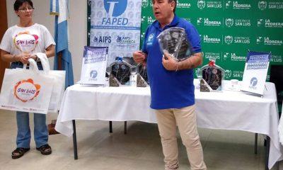 Jorge Arias premio FAPED