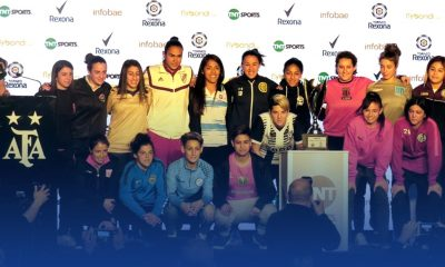 Superclásico fútbol femenino