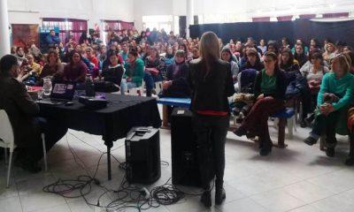 Ley Micaela: Cerca de 2 mil personal personas se capacitaron