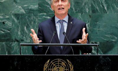 Macri Asamblea Naciones Unidas