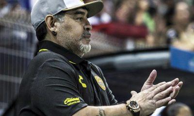 Maradona quedó cerca de Gimnasia