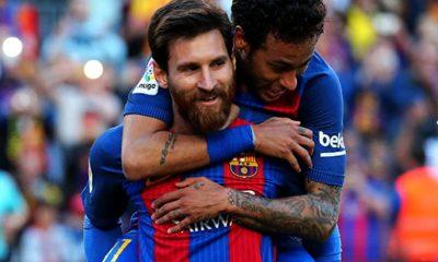 Messi Barcelona no hizo todo lo posible por Neymar