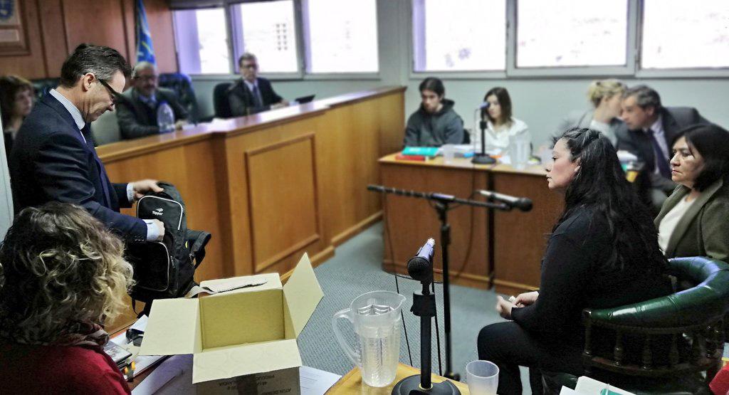 Comenzó el juicio por el femicidio de Evelyn Lehr