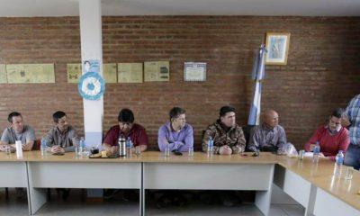 Arcioni recibirá a los intendentes en Casa de Gobierno