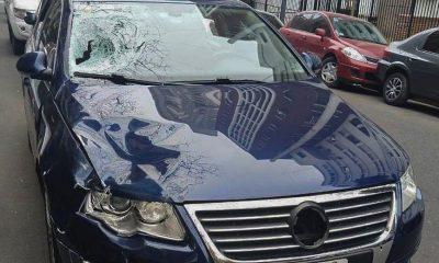 Periodista mató a una agente de tránsito