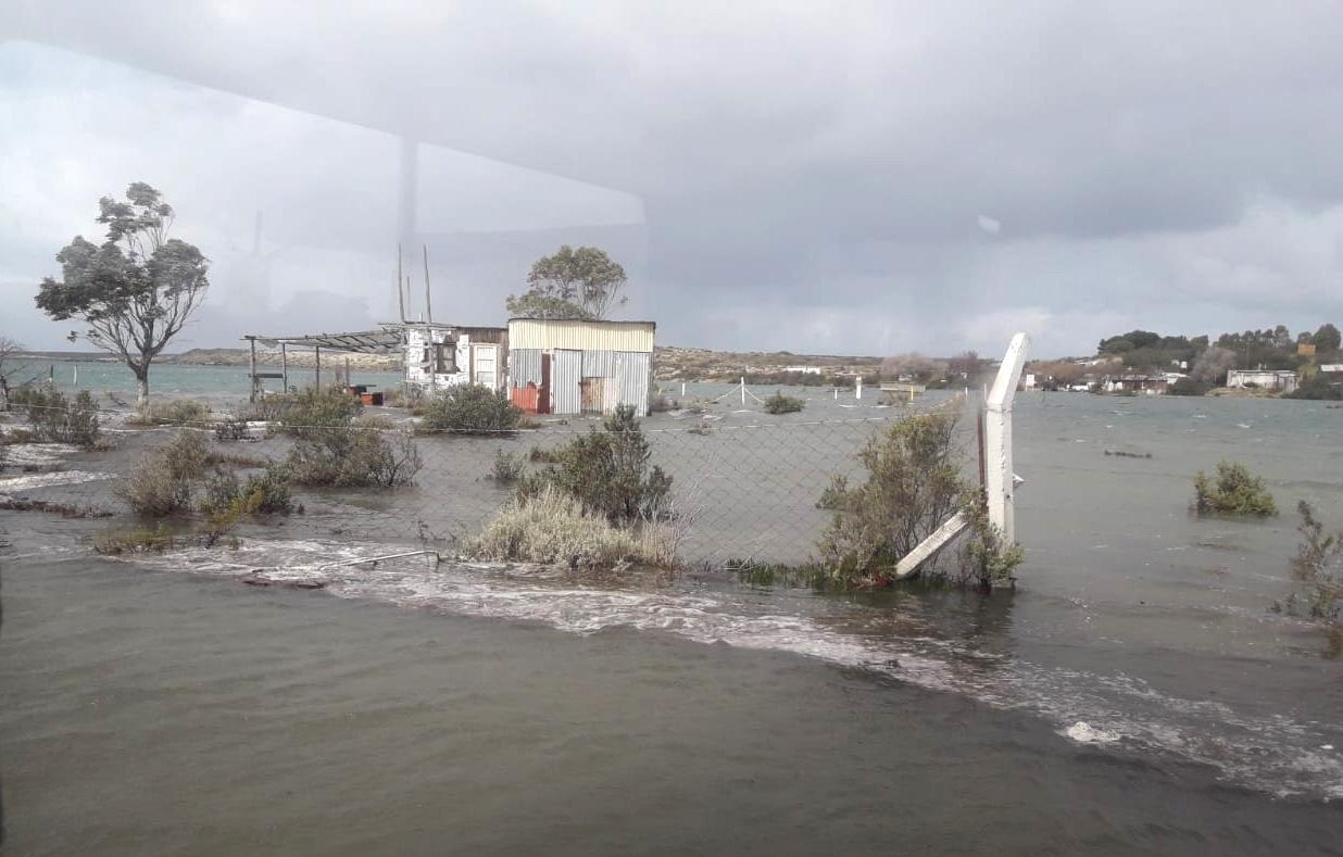 Riacho San José marea extraordinaria