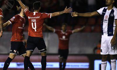 Independiente terminó festejando
