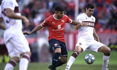 Independiente no pudo con Lanús