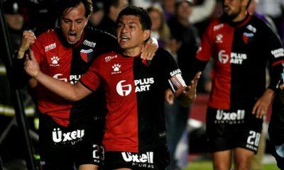 Colón lo ganó en el final por el Pulga Rodríguez