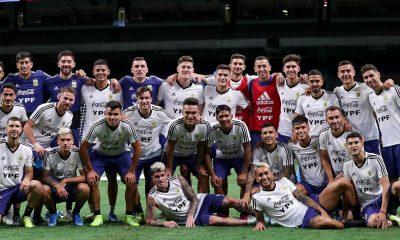 La selección cierra la gira ante México