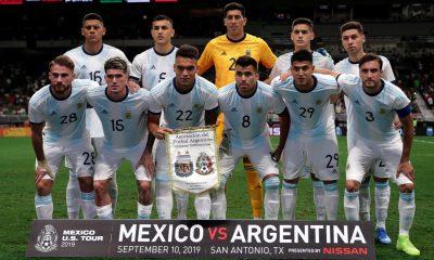 La AFA confirmó los amistosos ante Alemania y Ecuador