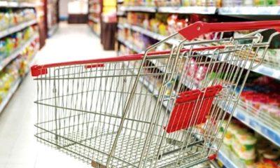 Bajaron las ventas en supermercados
