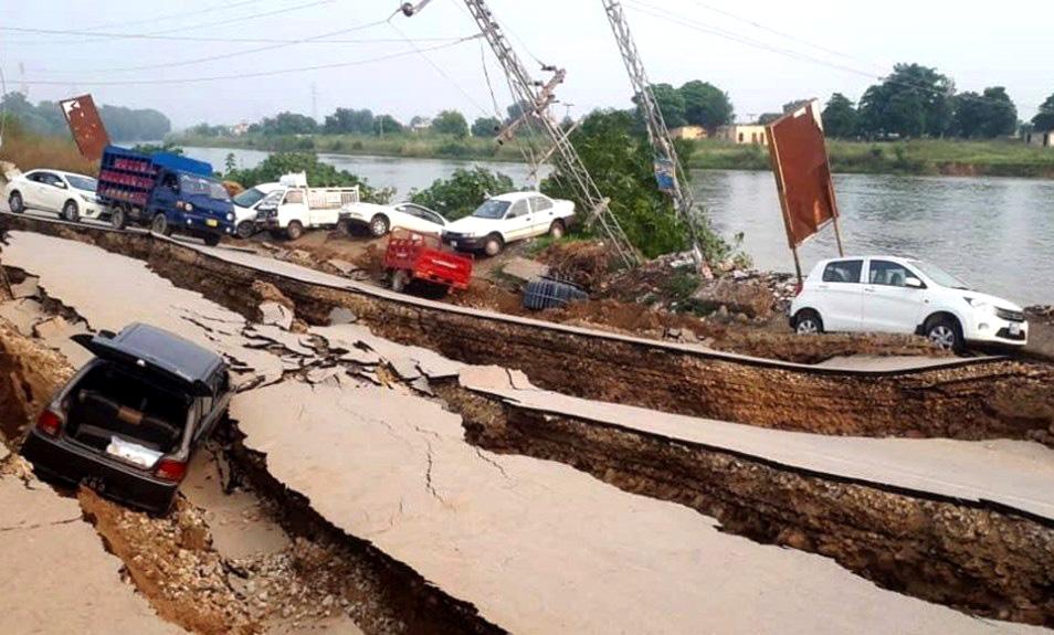 Terremoto Pakistán