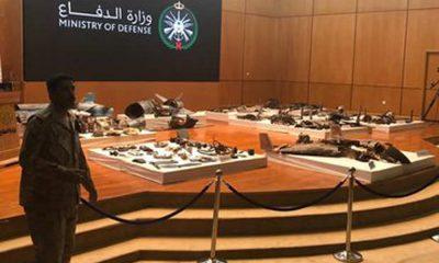 Arabia Saudita acusa a Irán por el ataque a instalaciones petroleras