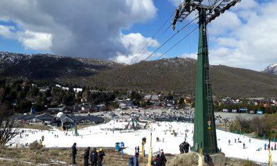 Descarrilaron una telecabina y una telesilla en Bariloche