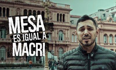 La crisis de la Argentina en la campaña presidencial de Bolivia