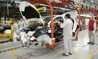 La Actividad Industrial y la Construcción cayeron en julio
