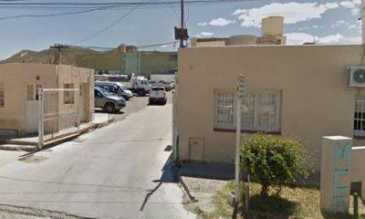 Se robaron una camioneta del Municipio de Comodoro